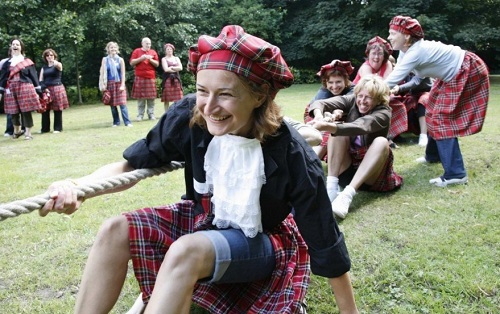 <p>Highland Games</p>