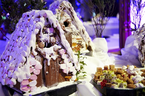 <p>Gingerbread House</p>